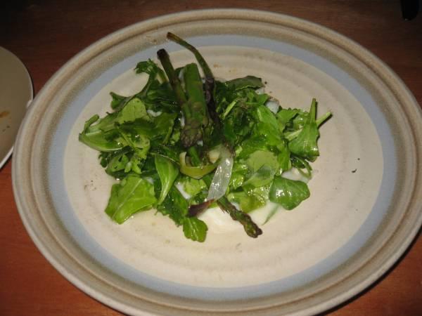 Nutshell asparagus