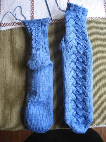 Red dwarf socks