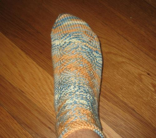 Beach sock 1