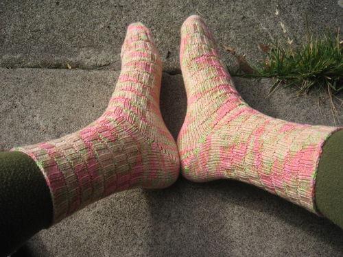 Gentleman's Fancy Sock II