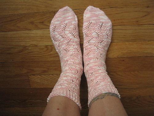 Spring Forward Socks