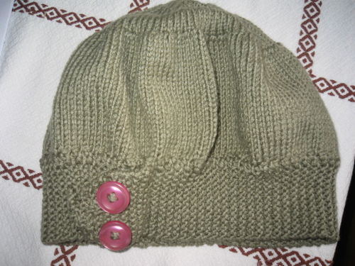 Pi Topper Chemo Hat