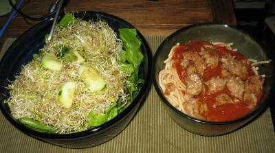 Dinner_salad_n_pasta