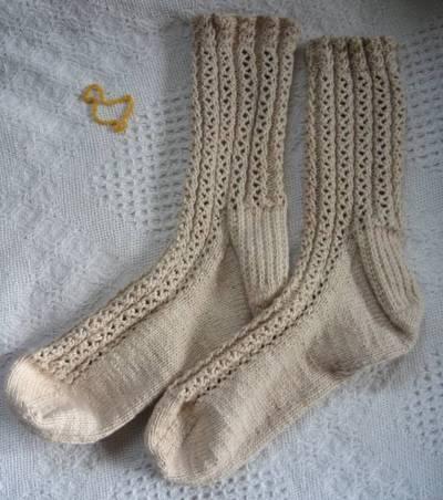 Lace_rib_socks