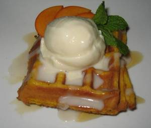 Millnium_pumpkin_waffle