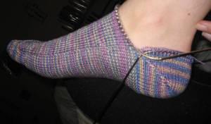 Sock_heel